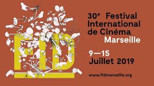 Affiche du FID 2019 Festival international de cinéma