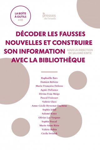 Couverture du livre sur l'EMI paru aux Presses de l'ENSSIB