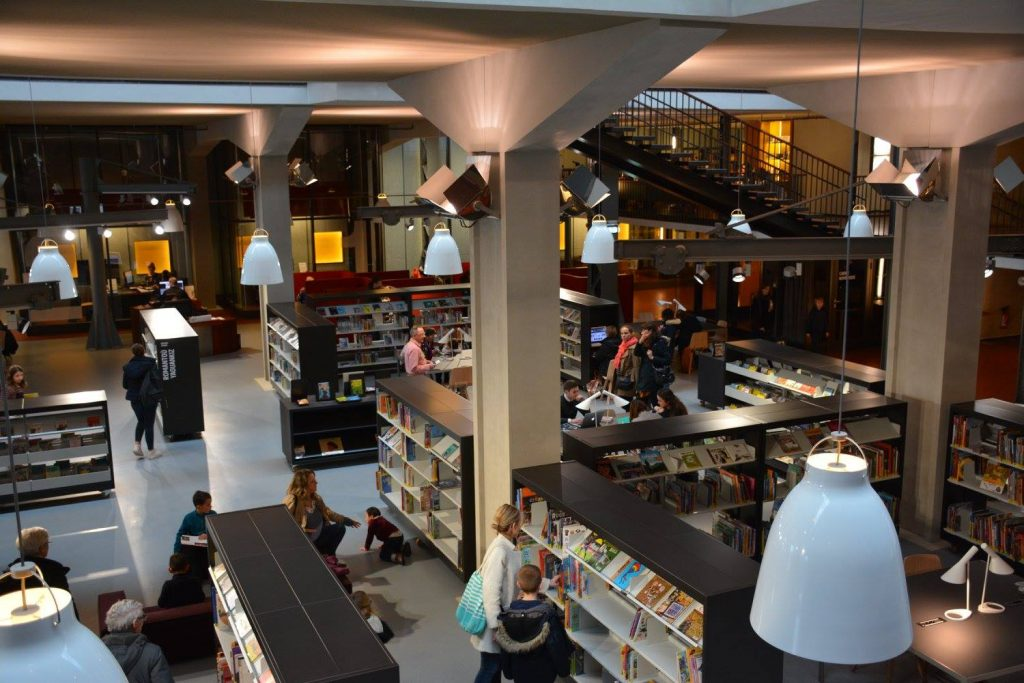 Visuel JE Bibliothèques sensibles au genre
