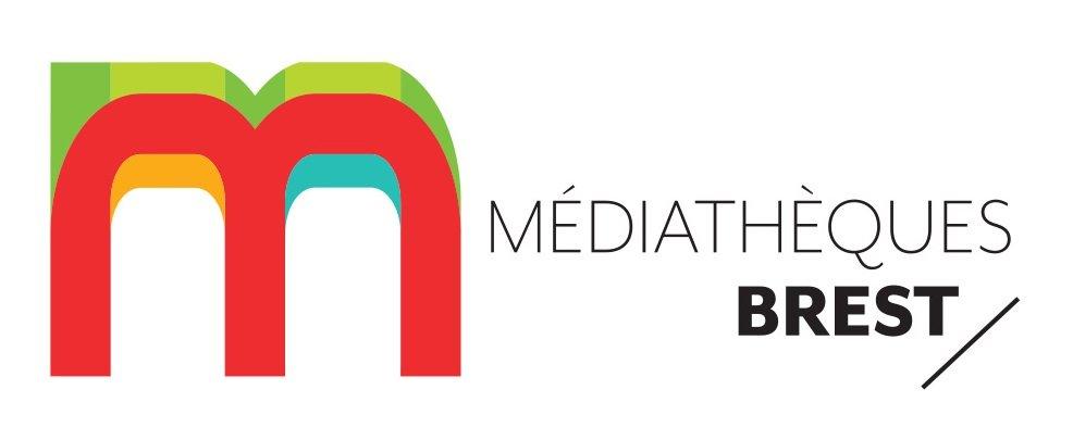logo des médiathèques de Brest
