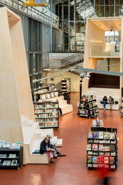 Visuel journée d'étude « Les bibliothèques sensibles au genre »