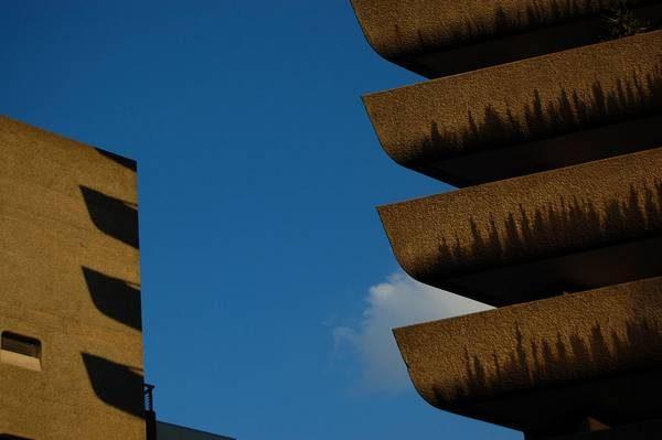 Vue du quartier Barbican