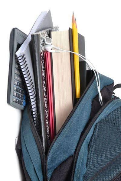 Image sac d'écolier