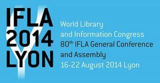 IFLA WLIC Lyon 2014