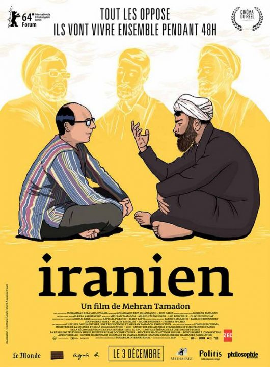 Iranien © L'Atelier documentaire, Box Productions
