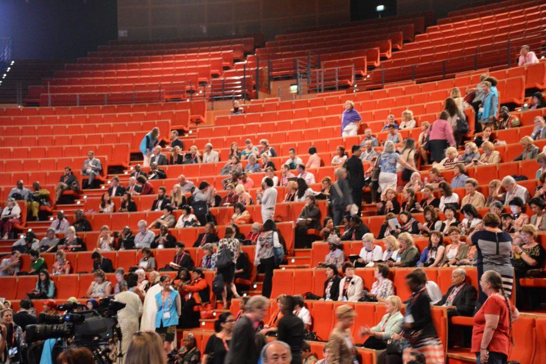 Salle IFLA 2014 à Lyon