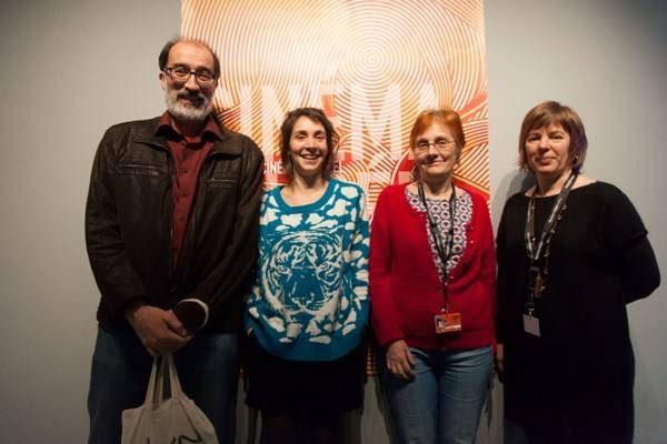 photographie du jury des bibliothèques 2015