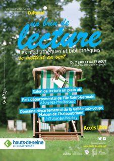 Hauts-de-Seine salons de lecture adaptés
