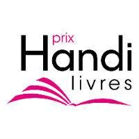 Logo prix littéraire Handi-Livres