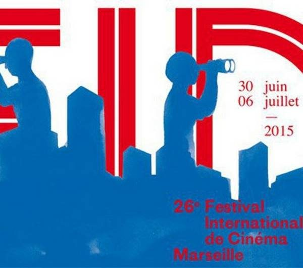 Affiche du FIDMarseille 2015