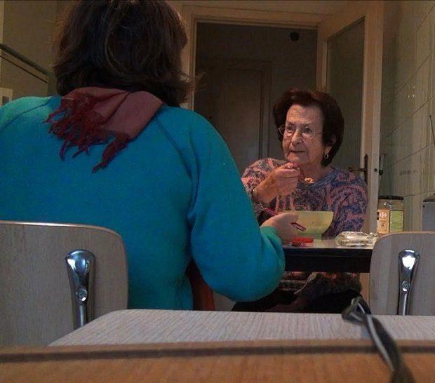 No Home Movie, film de Chantal Akerman