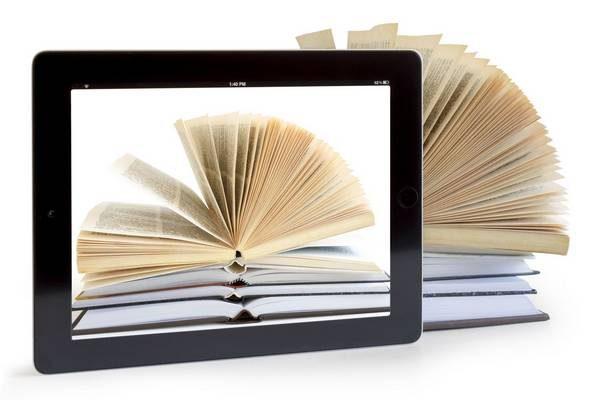 Livre et tablette