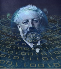 photo de l'écrivain Jules Verne