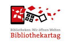 Logo Bibliothekartag