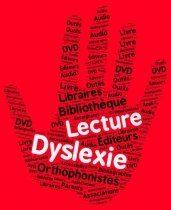Affiche de la journée d'étude sur la diylexie