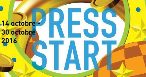 Visuel Press Start 2016 © Marc Armand
