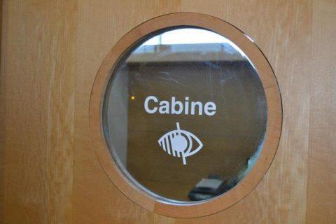 Visuel Cabine