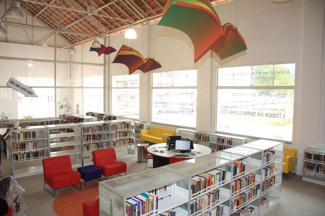 Photo Bibliothèque Brésil