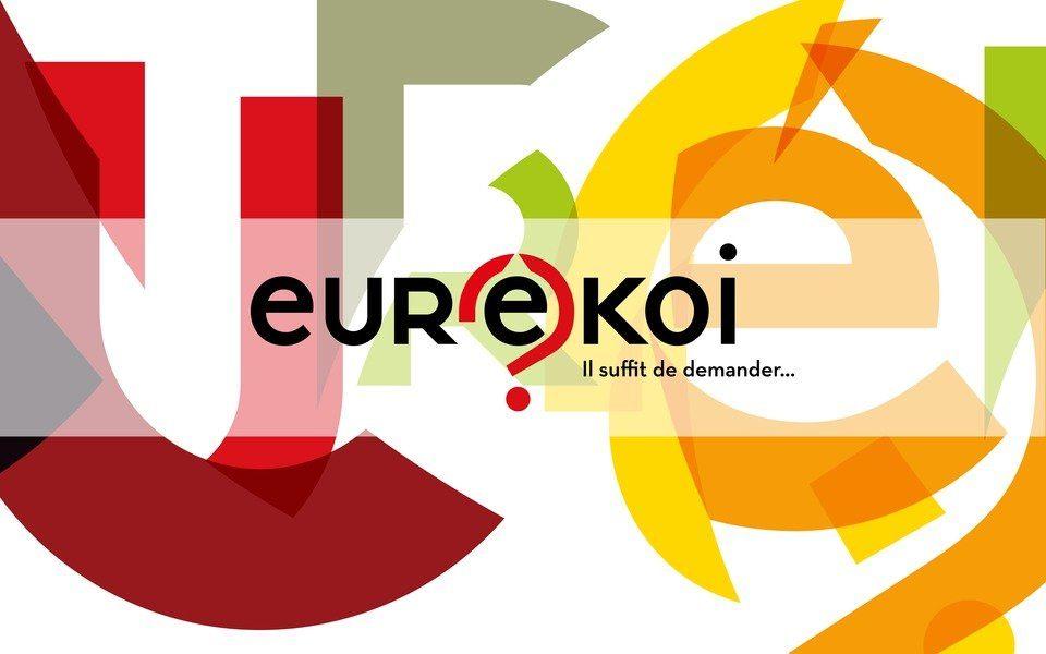 Logo du service de recommandation Eurêkoi