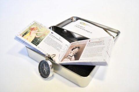 image de la boite contenant la clef usb