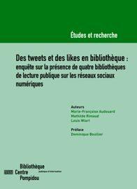 couverture de Des tweets et des likes en bibliothèque