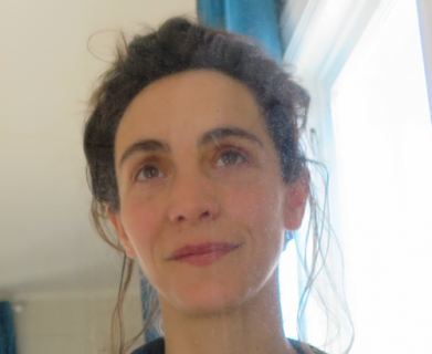 Photo portrait d'Eléonore Gilbert