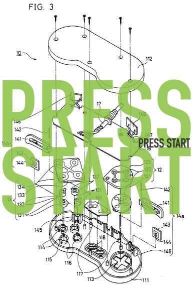 Visuel de Press Start 2017 - © Benoît Champy