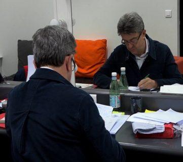 Photo du documentaire L'insoumis de Gilles Perret