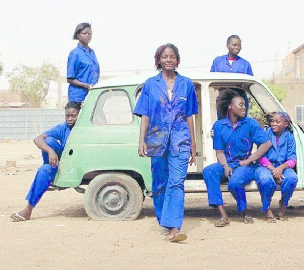 "Photo du film ""Ouaga girls"""