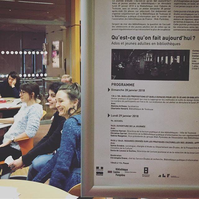 Visuel du programme de l'après-midi de design thinking