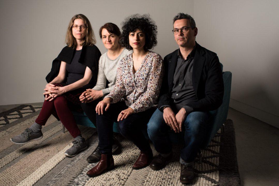 photographie du jury du Prix des Bibliothèque 2018