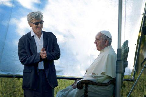 Le Pape François : un homme de parole, photographie du tournage