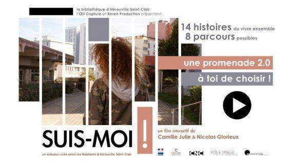 """Affiche """"Suis-moi"""", 2018"""