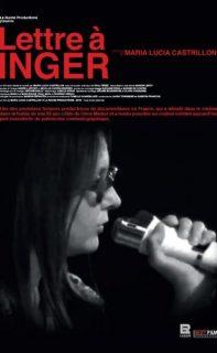affiche du film Lettre à Inger