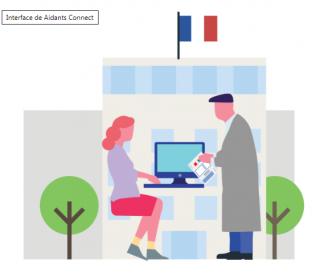Aidants Connect est un outil au service des aidants numériques.
