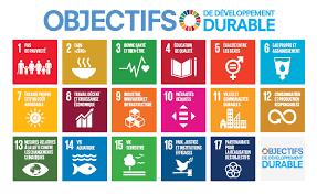 Liste des objectifs de développement durable définis par l'Agenda 2030