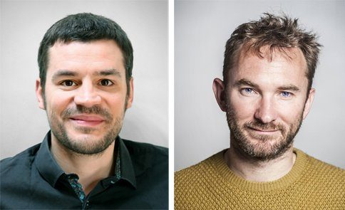 Étienne Chaillou et Mathias Théry