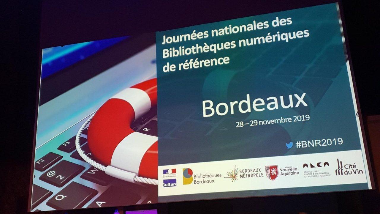 PowerPoint de présentation journées BNR
