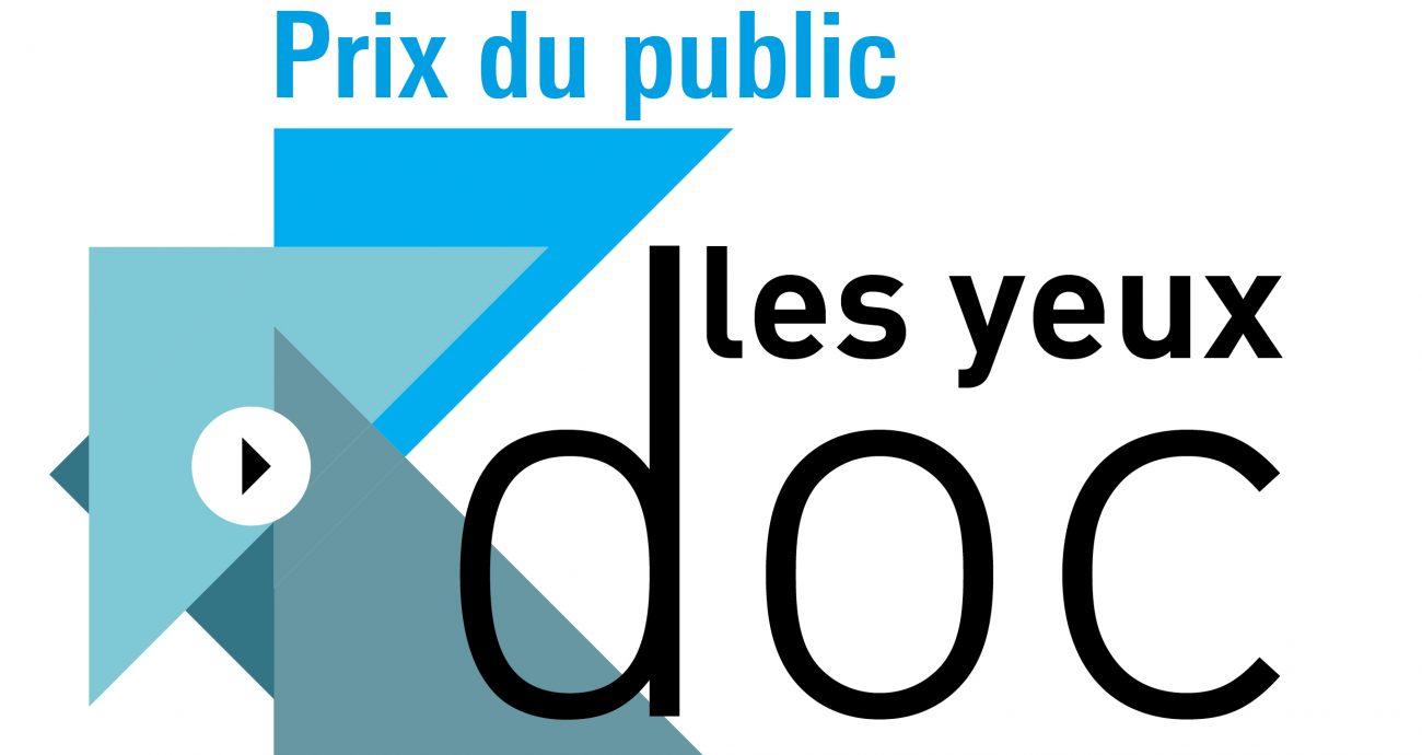 Logo Le Prix du public les yeux doc