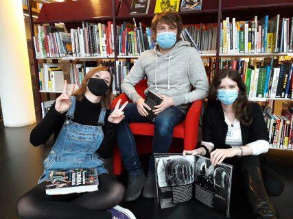 Equipe Cinémedia de la Bibliothèque Jacqueline de Romilly