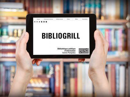 Visuel des Bibliogrill
