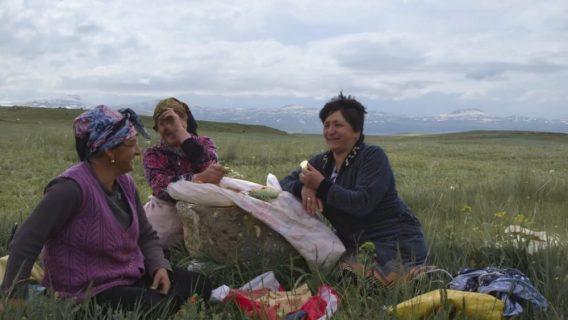 Photo extraite du film Village de femmes