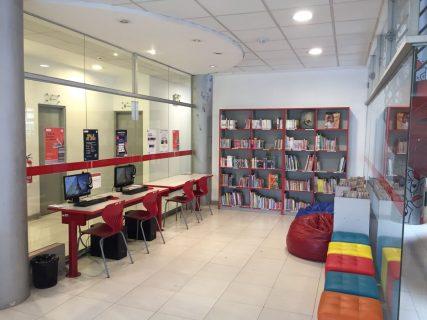Espace jeunesse de la Bibliothèque La Molina