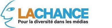 Logo de l'association La Chance, pour la diversité dans les médias