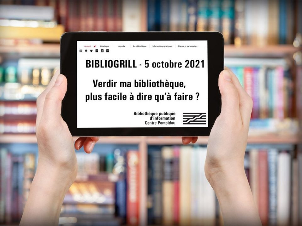 Visuel Bibliogrill 5 octobre 2021