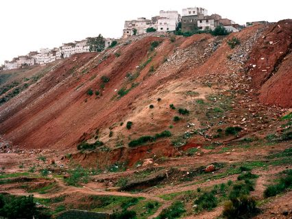 Takadoum, quartier populaire de Rabat