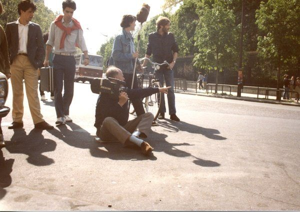 Photographie de Jean Rouch